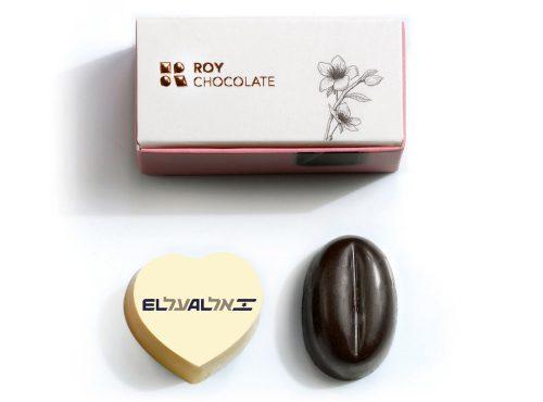שוקולד ממותג לאל על
